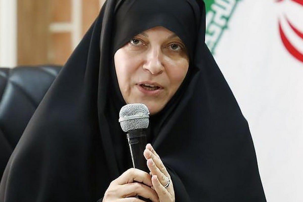 Fatemeh Rahbar, former member of the Islamic Coalition Party in Iran on 18 February 2016 [ Nastaran Dadjou/Wikipedia]