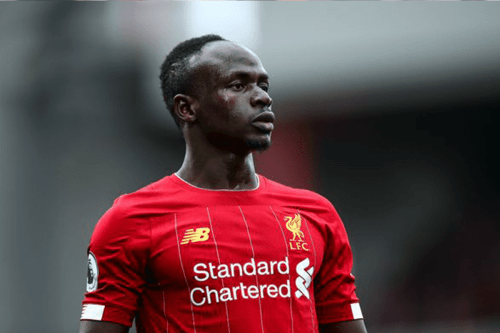 Liverpool FC and Senegalese international Sadio Mané [Twitter]