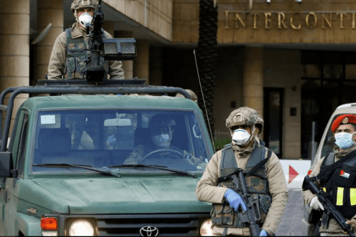 Jordanian government imposed a curfew across the country as part of its battle against the coronavirus [alkhaleejonline.net]