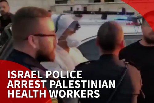 Thumbnail: Israel arrests Palestine health workers fighting coronavirus