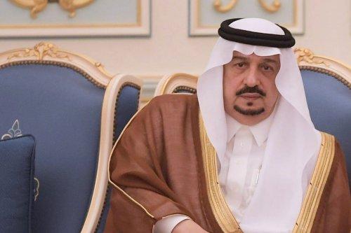 Prince Faisal bin Bandar, the governor of the Saudi capital Riyadh on 20 May 2017 [MANDEL NGAN/AFP/Getty Images]