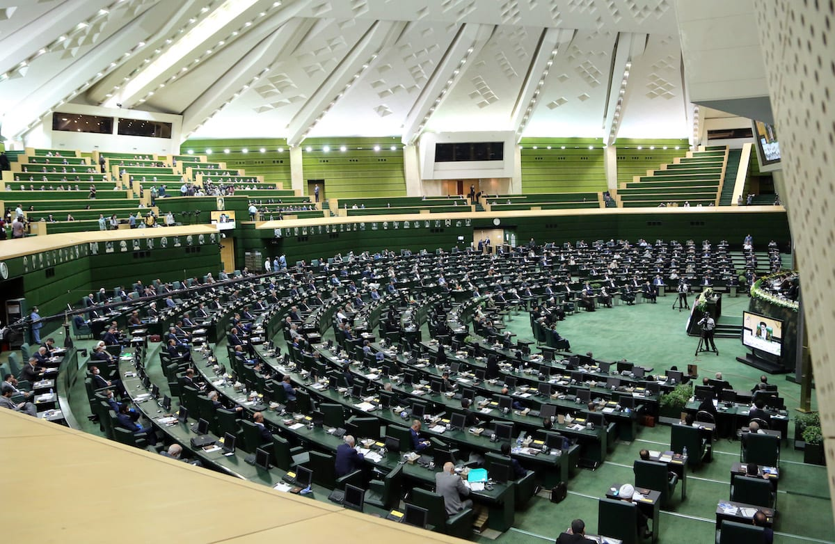 Iran's new Parliament Speaker rejects talks with US as 'futile'