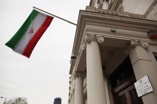A general view of the Iranian embassy in London, UK on 1 December 2011 [Dan Kitwood/Getty Images]