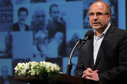 Iran's new Speaker of Parliament Mohammad Bagher Qalibaf, 28 May 2020 [Twitter]