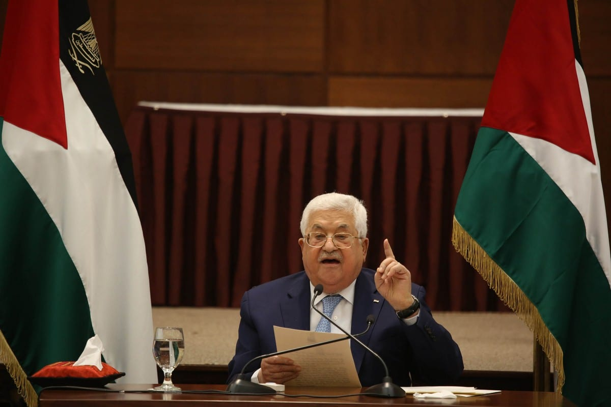 Palestine president ends 'all agreements' with Israel, US – Middle ...