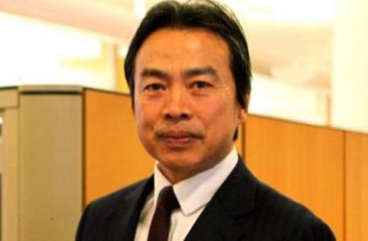 China's ambassador to Israel Du Wei [Twitter]