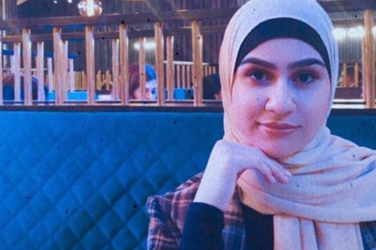 19-year-old British-Lebanese woman Aya Ha chem was shot dead in Blackburn, UK on 17 May 2020 [Twitter]