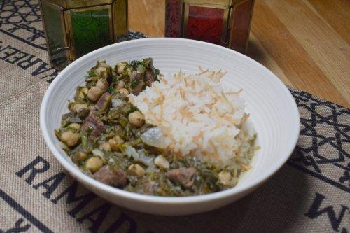 Thumbnail: Spinach Stew