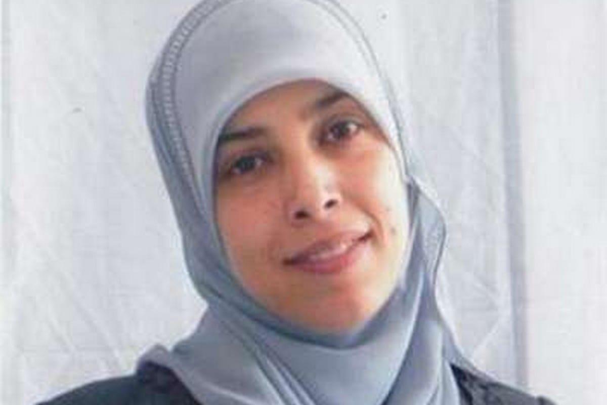 37-year old Palestinian prisoner, Ahlam Al-Tamimi, 21 March 2017 [Twitter]