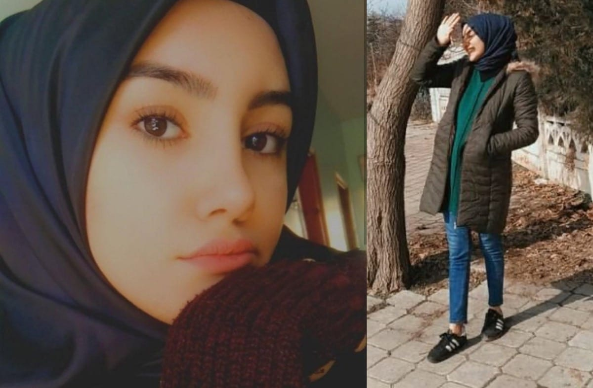 20-year-old student Merve Konukoglu was shot dead by her father in Turkey on 16 June 2020