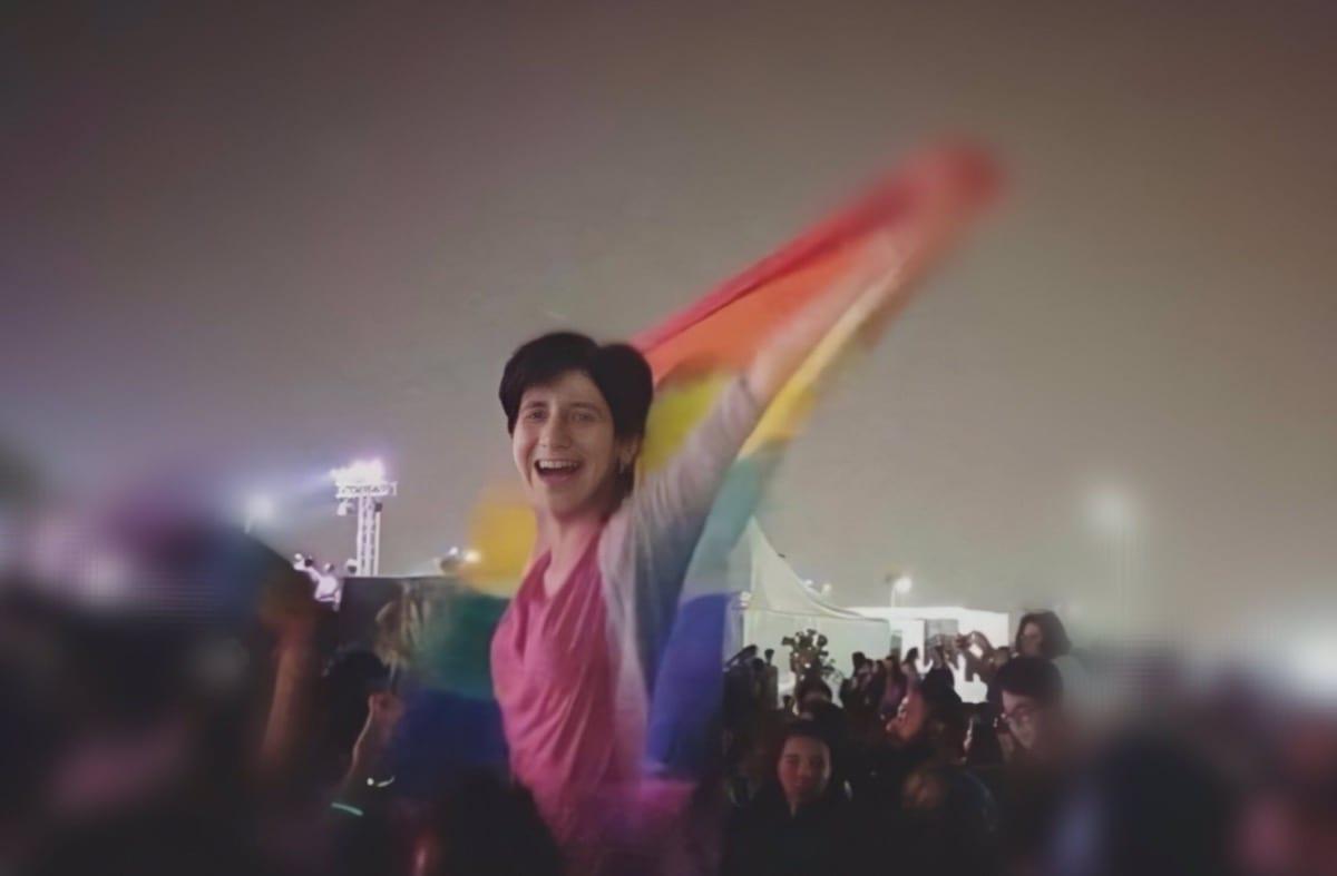 LGBTQ activist Sarah Hegazi [Twitter]