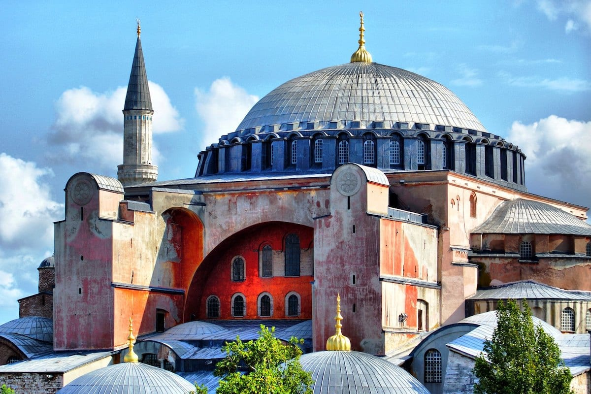 Hagia Sophia [Flickr]