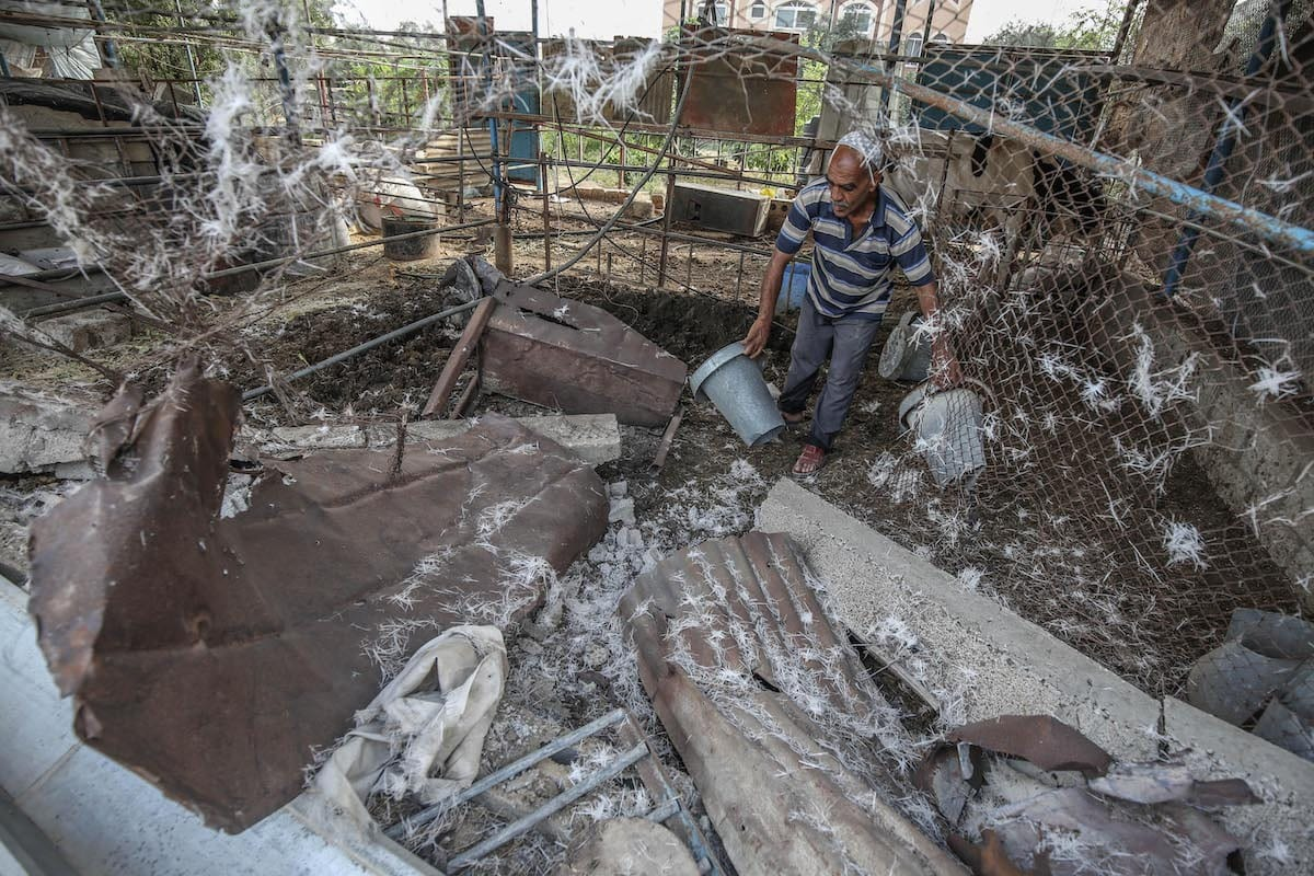 Israel strikes dairy farm in Gaza – Middle East Monitor