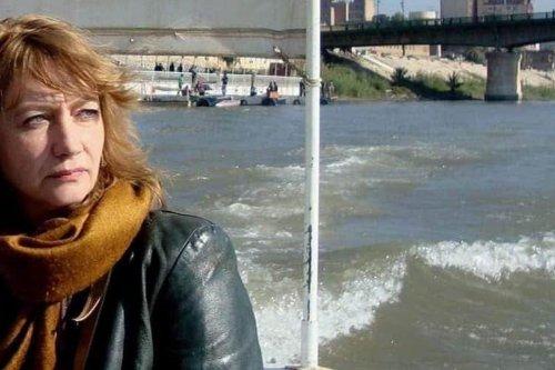 German activist Hella Mewis, 20 July 2020 [EnRi Naqdi/Twitter]