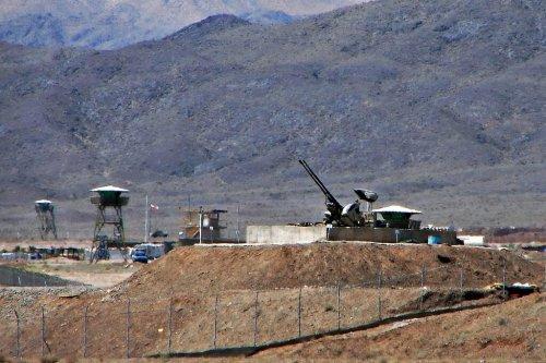 Natanz Nuclear Facility, Iran [Wikipedia]