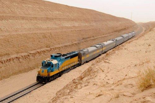 Dammaam–Riyadh railway Line [Wikipedia]