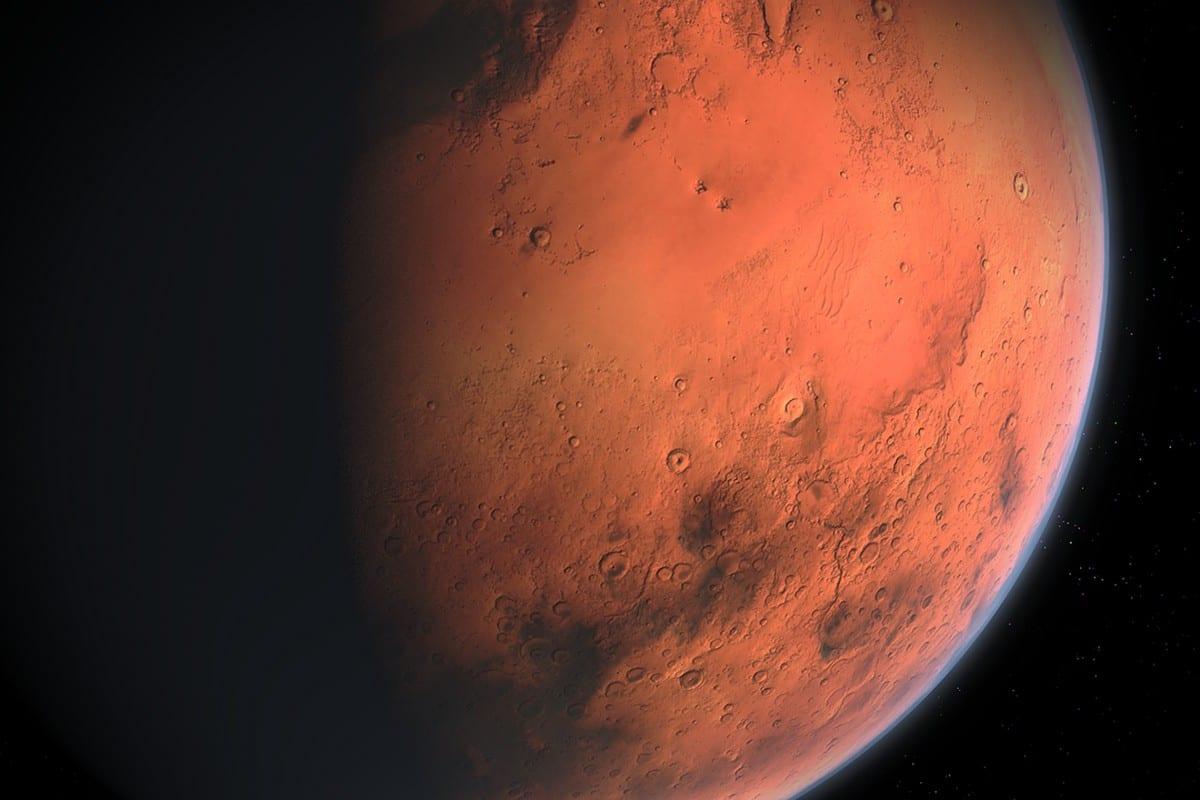 Planet Mars, 14 jULY 2020 [needpix]