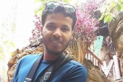 Photojournalist Ismail Bouzreiba Al-Zway [218News/Twitter]