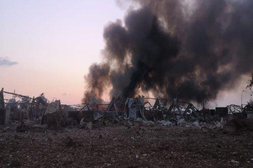 UN agencies pit forces for Beirut blast crisis