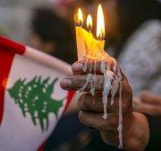 Beirut holds vigil one week after devastating blast