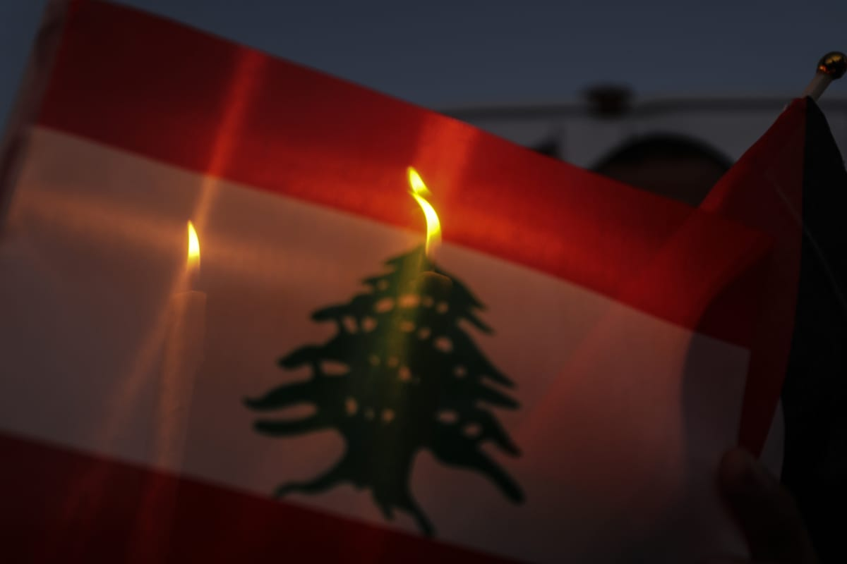 Israeli Strike Christmas 2020 The Politics of War: What is Israel's Endgame in Lebanon and Syria
