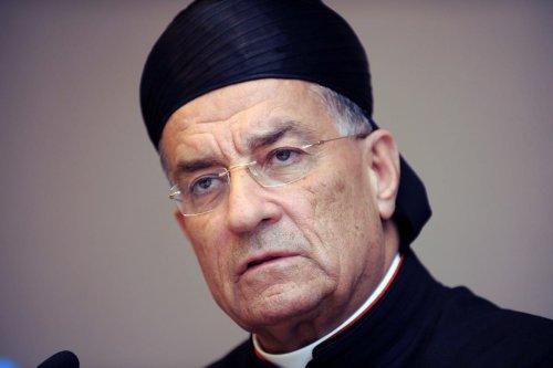 Lebanon's Christian Maronite Patriarch Beshara Al-Rai in Istanbul, Turkey on 31 March 2011 [BULENT KILIC/AFP/Getty Images]