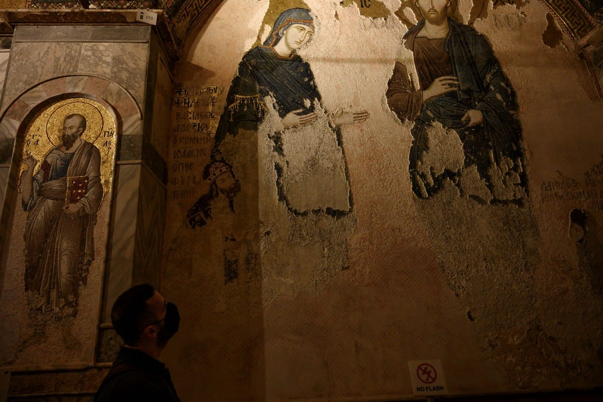 Turkey Confirms Plans to Convert Another Former Istanbul Church Into Mosque