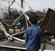 Yemen: Houthis claim downing drone near Saudi border