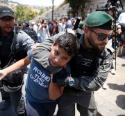 Israel is subjecting Palestinian children to physical and psychological abuse