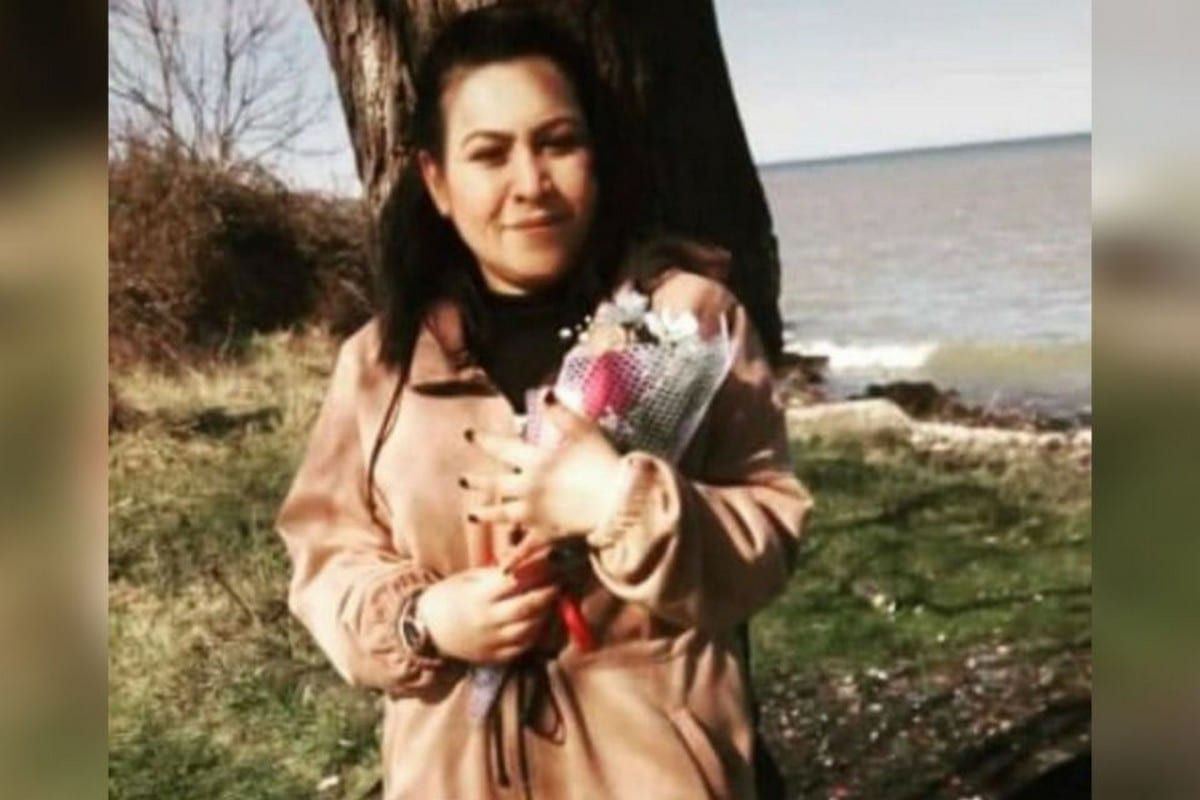 Thirty-one-year-old Merve Yesiltas died after being set on fire by a man in Turkey, 12 August 2020 [KadinCinayeti/Twitter]