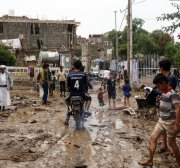 UN: 35,000 Yemen families affected by floods over past two weeks