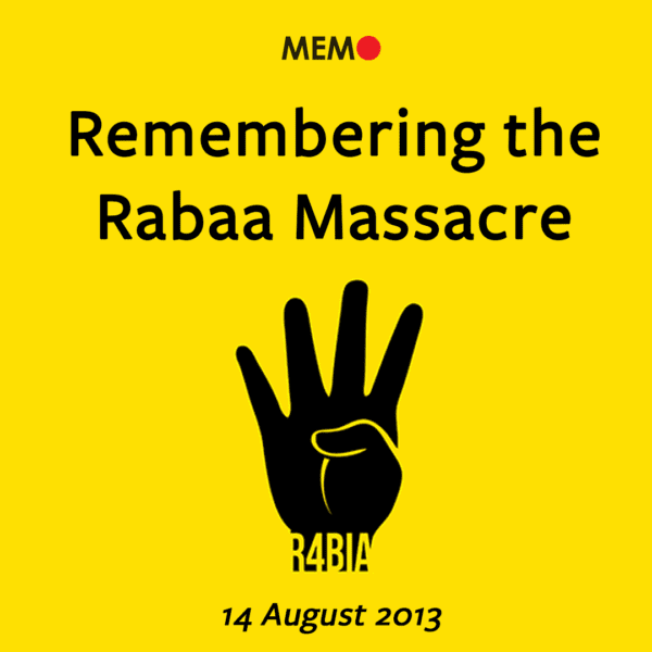 Remembering the Rabaa Massacre