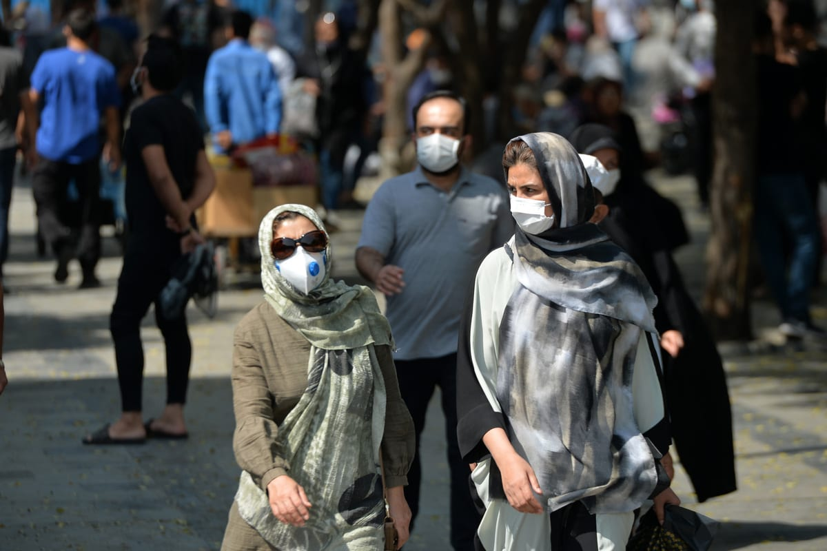 Iran's deputy health minister resigns amid virus surge