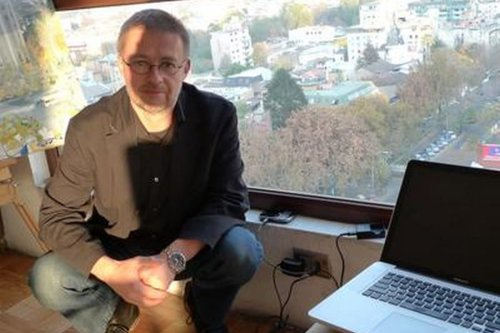 American author and journalist Andre Vltchek, [Andre Vltchek/Twitter]