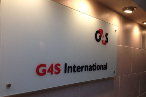 British security service company G4S [Wikipedia]