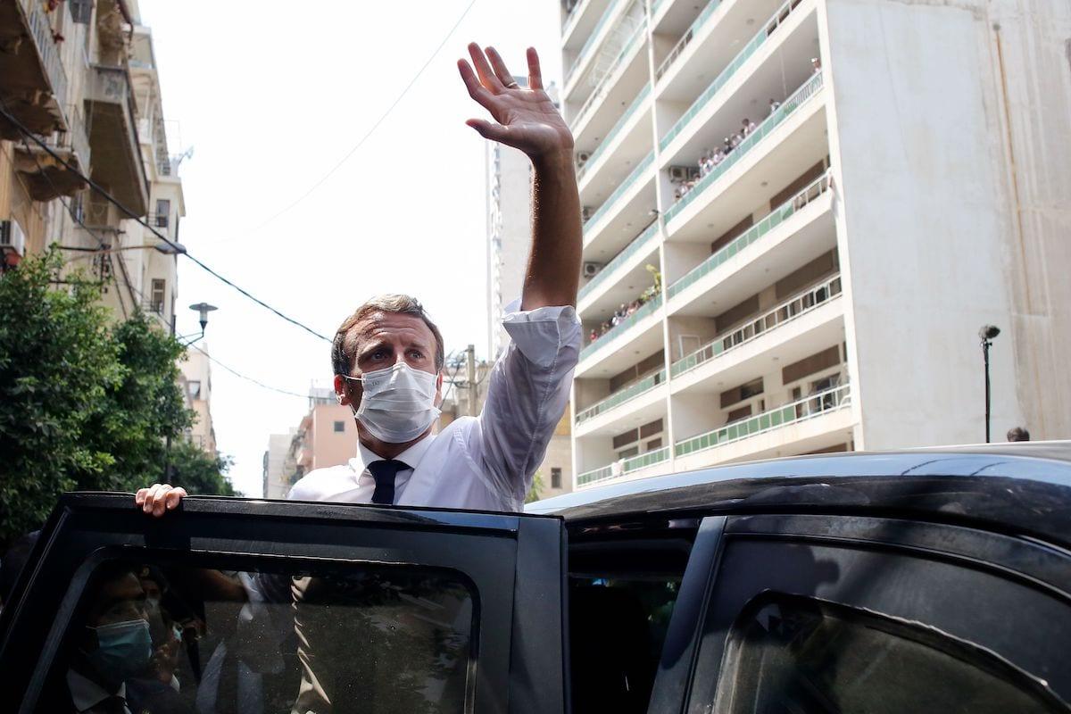 Ein Jahr nach der Explosion im Hafen von Beirut hat Frankreich seine Ziele nicht erreicht