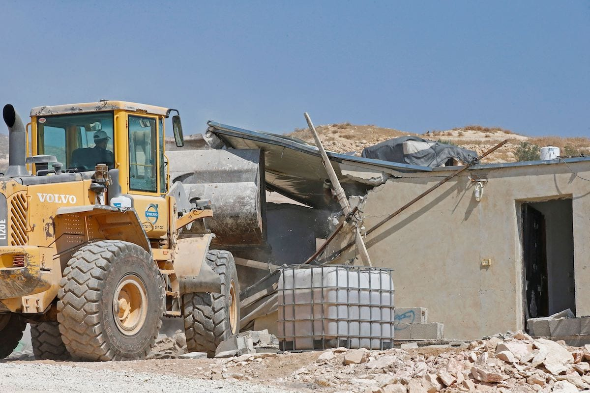 Thousands of Palestinian homes face demolition as Israel refuses building permits