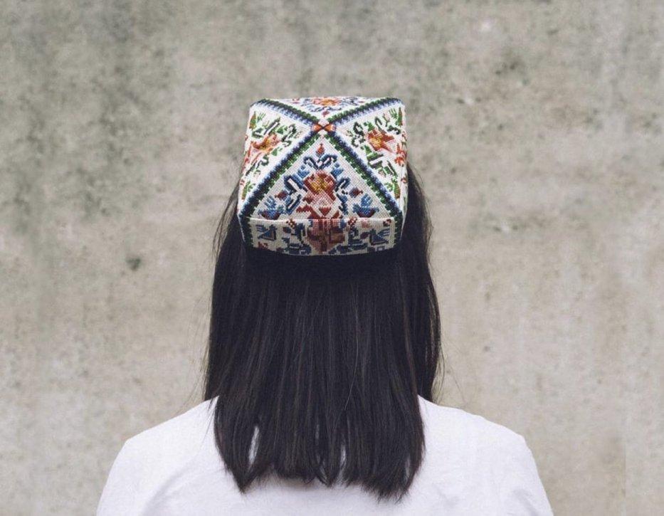 Uyghur Doppa- Courtesy of Nadir Nahdi
