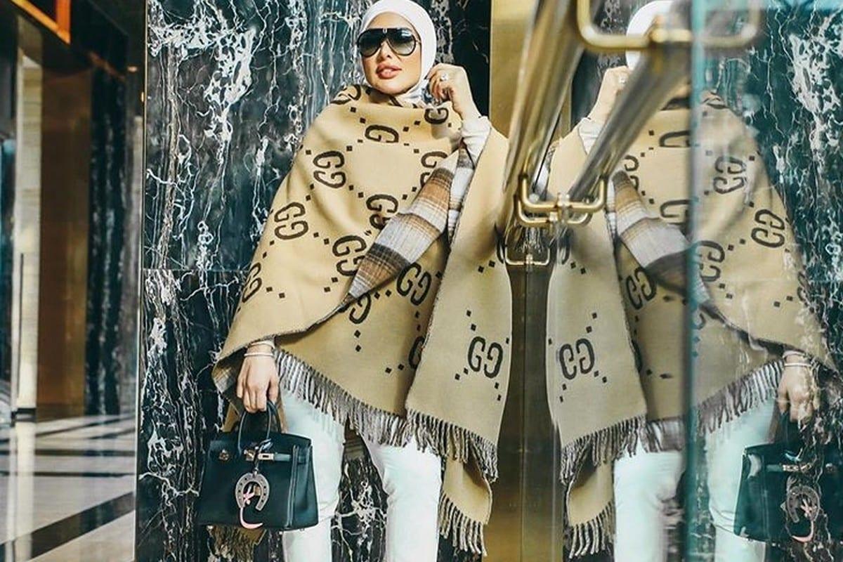 Kuwaiti fashion designer Jamal Al-Najada, 1 February 2020 [Jamal Al-Najada/Instagram]
