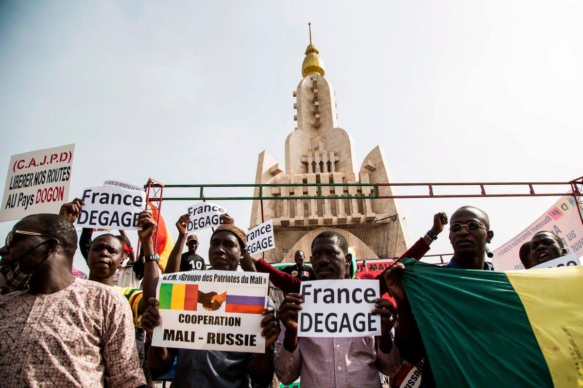 mali nő