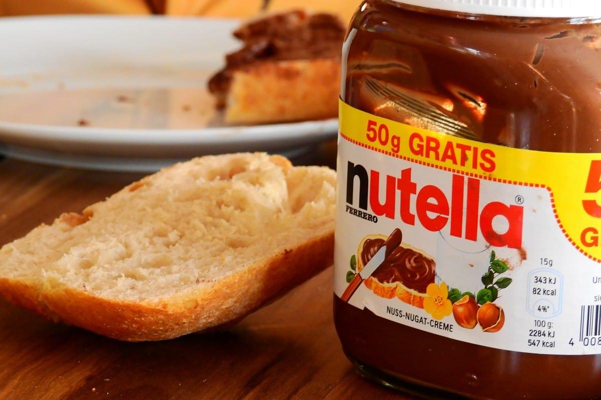 The popular chocolate-hazelnut spread Nutella, 29 January 2017 [Pixabay]