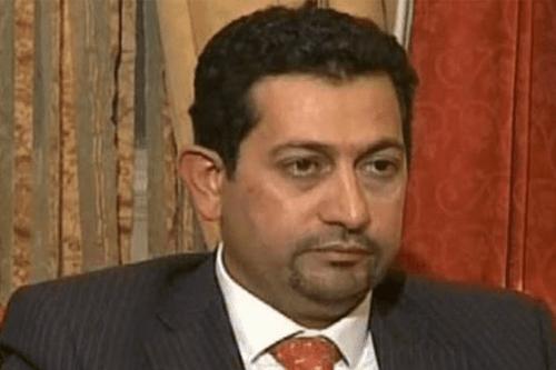 Former al Jazeera director, Yasser Abu Hilala [Twitter]