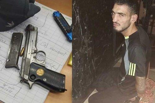 Thumbnail - Beirut: Gunman robs pharmacy as crime rates rise