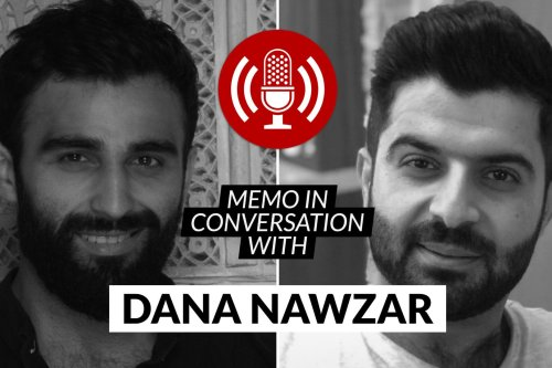 MEMO in conversation with: Dana Nawzar