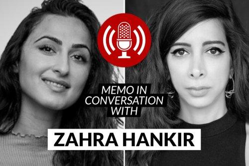 MEMO in conversation with Zahra Hankir