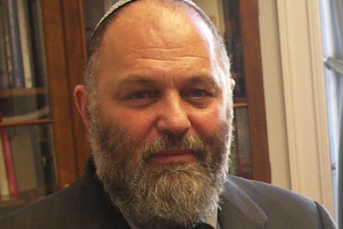 Former Israeli former general Effie Eitam