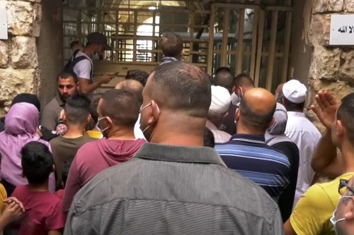 Israel prevents Mawlid celebrations at Ibrahimi Mosque