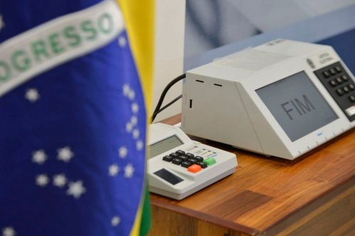 Election time, Government Brazilian Agency]