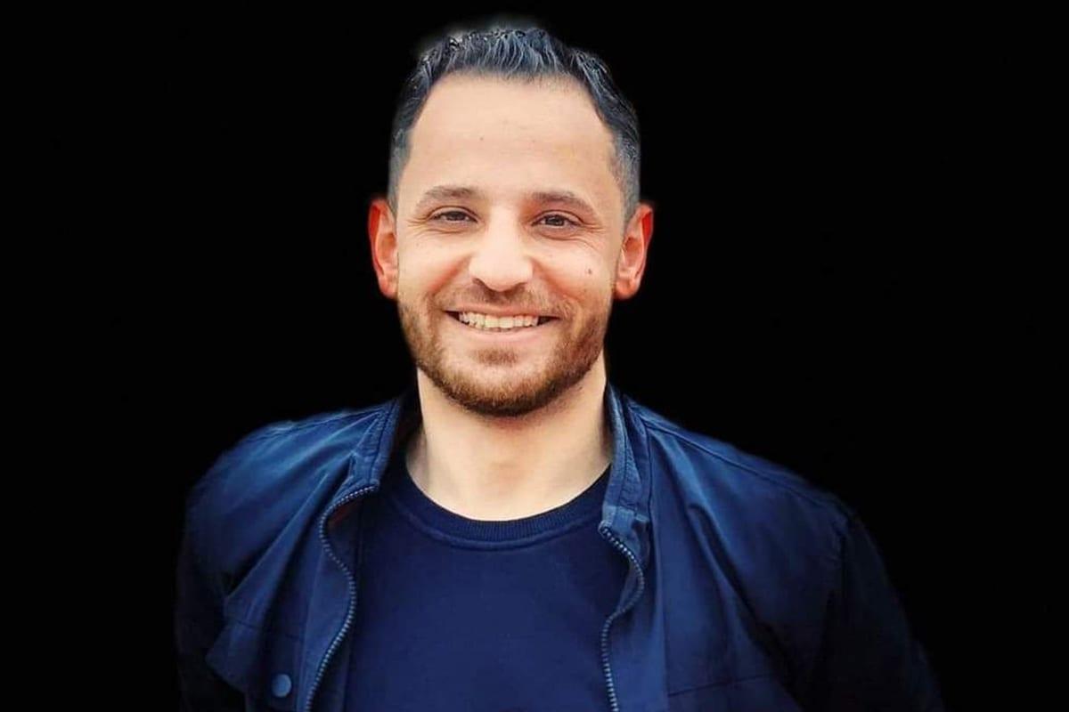 Palestinian motorist Bilal Adnan Rawajbeh, was shot dead by Israeli soldiers in the West Bank, 4 November 2020 [shejae3a/Twitter]