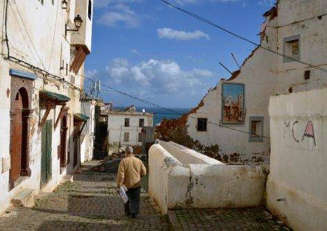 A view of the Casbah in Algiers [unseulheroslepeuple.org/dossier de presse]
